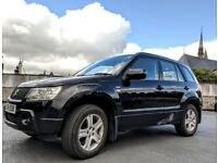 SUZUKI GRAND VITARA. Robust, Inexpensive, Spacious and suited for Off-Road driving