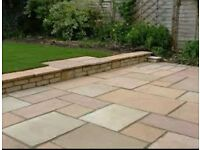 finer fencing and landscaping