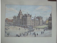 George Heriot's School - Limited Edition Prints