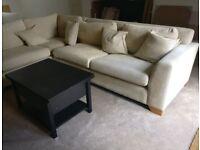 L shaped corner sofa quality furniture