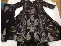 Indian/Pakistani suits From size 8-16