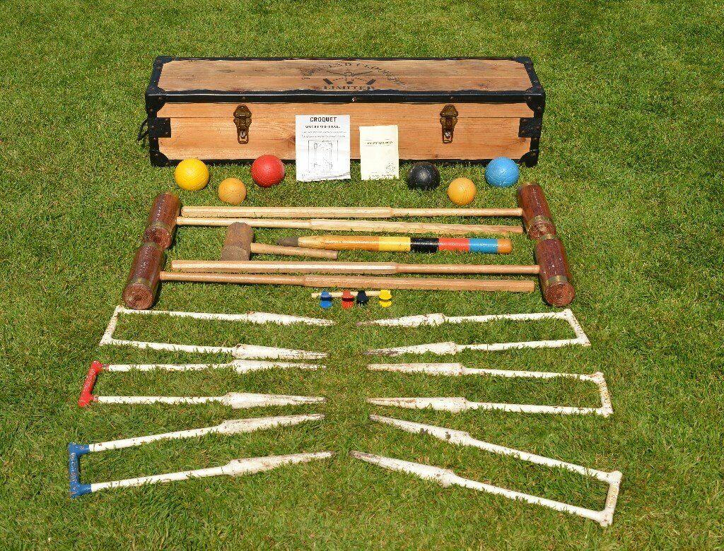 99cff3372 Croquet Set | in Reading, Berkshire | Gumtree