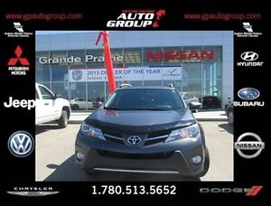 2013 Toyota RAV4 LIMITED | SUNROOF | LEATHER | POWER LIFTGATE|