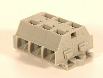 Wago 261-103 Terminal Block - 3 Pieces