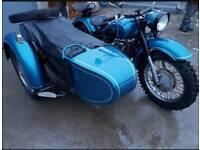 Ural 750cc 1965-classic