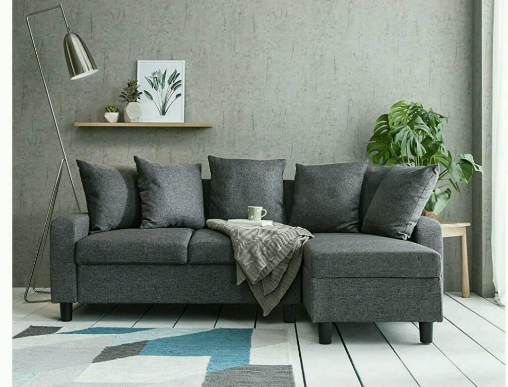 Laura James Corner Sofa In Bridgend Gumtree