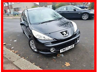 Automatic --- 2007 Peugeot 207 Sport 1.6 --- AUTO --- 5 door -- Part Exchange Welcome -- Drives Good