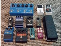 Guitar Effects & Amp Clearout