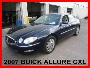 2007 BUICK ALLURE CXL AUTO,AIR,CUIR,V6