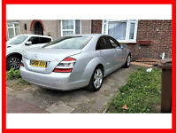 2008 Mercedes-Benz S Class 3.0 S320 CDI 7G-Tronic 4dr --- Automatic --- Part Exchange Welcome