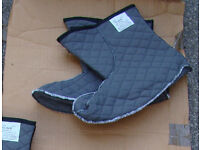 Pair of US Army ECWS Boot Liners, Labelled as Size10 N/R (USA) = Size9 narrow/regular UK