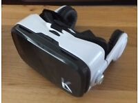 KEPLAR 3D VIRTUAL REALITY IMMERSION GOGGLES FOR SMARTPHONE