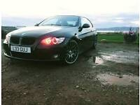 320i e92 bmw 3 series coupe 2.0 petrol