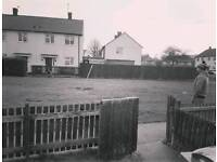 Large 2 bed house exchange