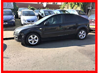 2006 Ford Focus 1.6 TDCi DPF Zetec Climate 5dr --- Diesel --- Part Exchange Welcome --- Drives Good
