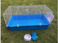 Used Guinea Pig cage or young Rabbit.