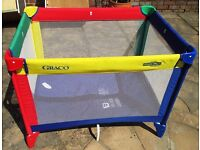 Graco Pack and Go Playpen