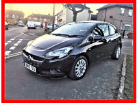 9100 Miles --- 2015 Vauxhall Corsa 1.2 i Excite --- (New Shape) --- alternate4 yaris micra polo clio