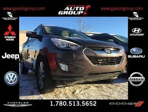 2014 Hyundai Tucson LOW KMS | HEATED SEATS | PANORAMIC SUNROOF