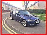 DIESEL --- BMW 3 Series 2.0 --- 318 d Diesel Exclusive --- 4dr Saloon --- alternate4 a4 c class golf