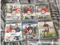 Fifa PlayStation3 games