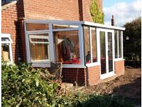 Conservatory, buyer to dismantle and collect before 30th Oct