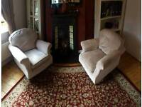 Laura Ashley Armchairs