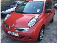 2010 NISSAN MICRA -:- HPI CLEAR/LONG TEST -:- £990