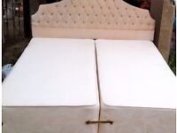 KING SIZE RELYON BED - EXCELLENT WORKING ORDER AND CONDITION - GRAB AN ABSOLUTE BARGAIN - £60 ONO