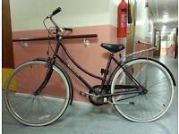 Ladies vintage town bike Raleigh cameo