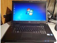 Fujitsu Li3710 Windows 7 Laptop - Fully Cleaned and Tested - £80