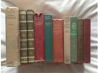 10 Old books