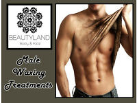 🌟Male Waxing Treatment Service 🌟 Wax for Men 💪 Best Quality Intimate Hair Removal💪 Beautyland