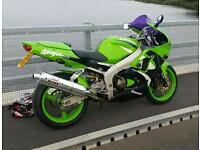 1999 kawasaki zx6r ninja g2! Suzuki gsxr yamaha r6 May px