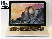 " Core i5 13"" 2.3Ghz Apple MacBook Pro 10gb 320GB HDD QuarkXpress Logic Pro Cubase 8 Final Cut Pro "