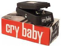Jim Dunlop Crybaby original guitar Wah pedal