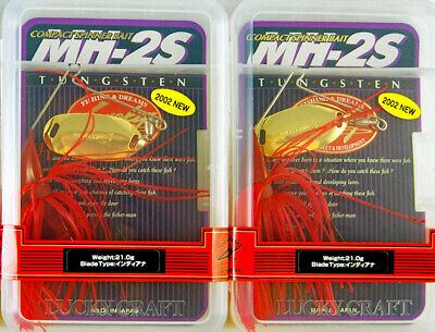 Lot #881 Lot Of 5 New Spinnerbaits