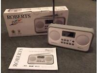 New Roberts PlayDUO radio