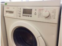 BOSCH Exxcel - White, 5+5KG , 1200, Digital WASHER DRYER + 3 Months Guarantee + FREE LOCAL DELIVERY