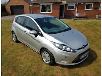 Ford Fiesta Econetic Diesel 2010 - FSH, 12 Months MOT, New Cambelt, Super Economical, Zero Road Tax!