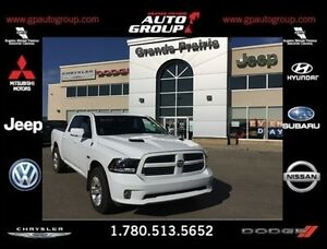 2014 Ram 1500 SPORT|HEATED SEATS|REMOTE START