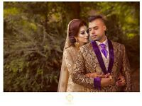 Asian Wedding Photography & Cinematography Male & female Photographer & female Videographer.