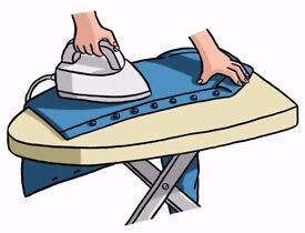 Ironing services collection and delivery service cheap prices next day service