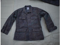 Over Dyed US Military - Enemy/OPFOR BDU Camo Jacket -B