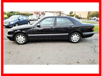 1999 Mercedes-Benz E Class 2.0 E200 Classic 4dr --- Automatic --- Part Exchange Welcome