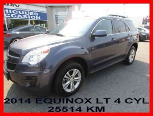 2014 CHEVROLET EQUINOX FWD LT AUTO,AIR,FWD,4 CYLBLUETOOTH