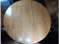Kitchen/ Dinning drop leaf Table. no chairs table only