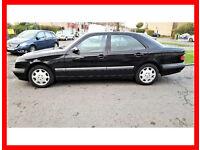 1999 Mercedes-Benz E Class 2.0 E200 Classic 4dr --- Automatic --- Part Exchange Welcome