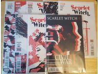 Marvel Scarlet Witch