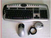 Creative Wireless 8000 Keyboard and Mouse